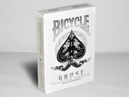 Bicycle White Ghost